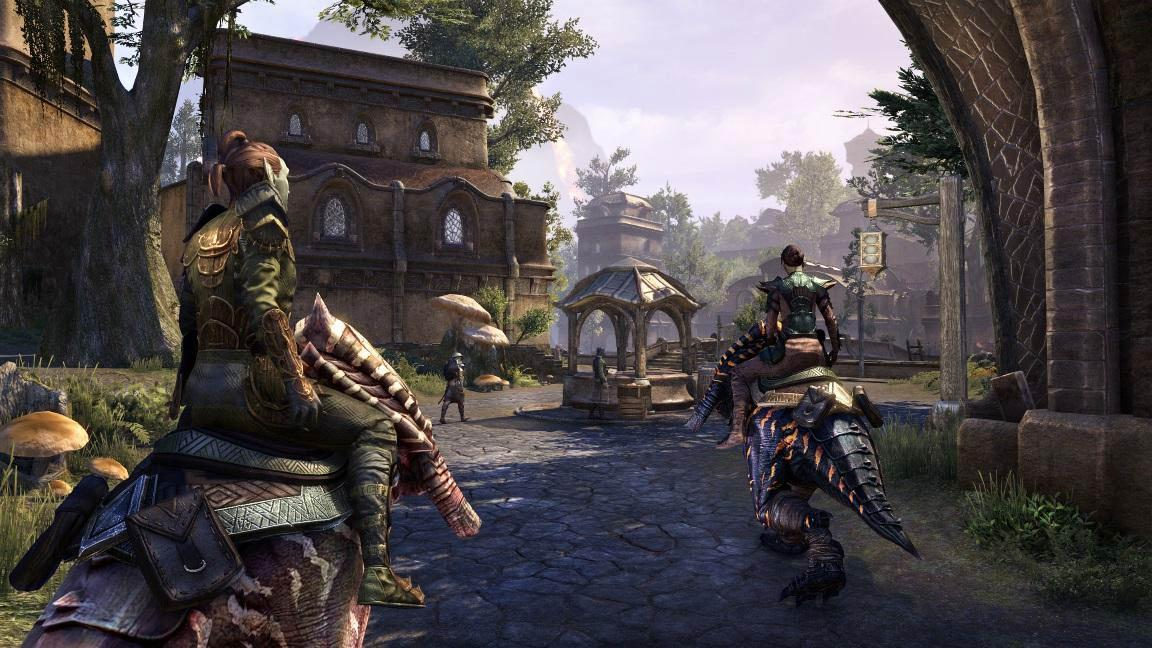 teso steam платная mmorpg