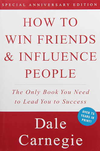 best self development books how to win friends and influence people.