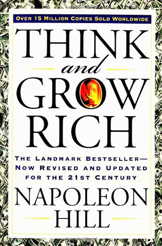 best self development books think and grow rich.