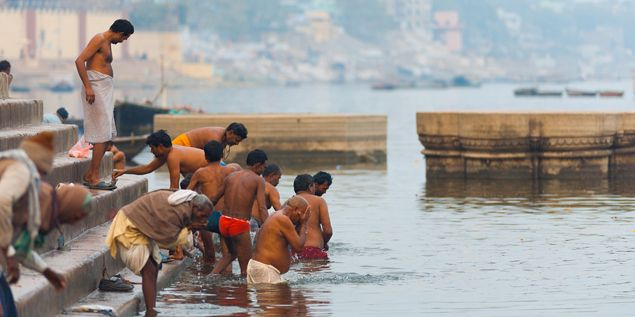 India Facts - Ganges