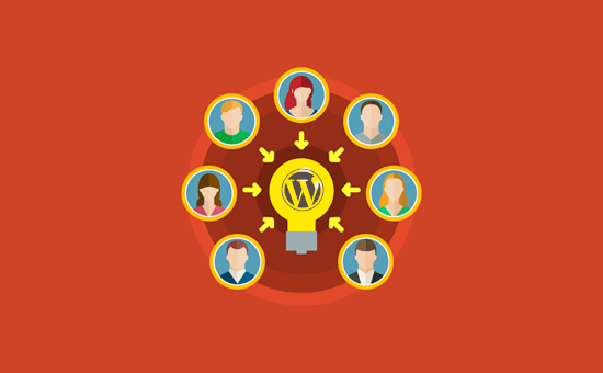 Add user-generated content in WordPress